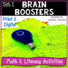 Brain Boosters - Set 1