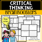 Brain Boosters for Bigger Kids - Set 1