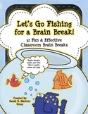 Brain Breaks - 32 Fun & Effective Brain Breaks for the Classroom