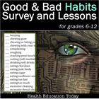 Habits Lesson: Cleansing Bad Habits and Creating Good Ones!