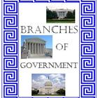Branches of Government card sort interactive pages CRCT pr