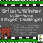Brian's Winter, by G. Paulsen, Project Challenges