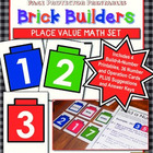 Place Value Center (Snap Block theme)