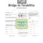 Bridge to Terabithia Complete Literature and Grammar Unit