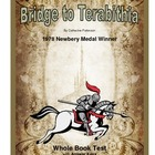 Bridge to Terabithia       Whole Book Test