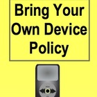 Bring Your Own Device Policy for Elementary Students (Pare