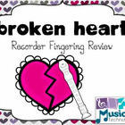 Broken Heart Recorder Fingering Review