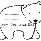Brown Bear Brown Bear Story Retelling Slide
