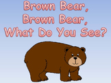 Brown Bear, Brown Bear, What Do You See? (Video)