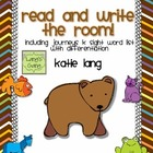 Brown Bear Read and Write the Room