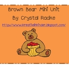 Brown bear, Brown bear Unit