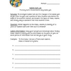 Bubble Gum Lab: Using Bubble Gum to Practice Finding Mass,