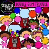 Bubble Gum Trouble {Creative Clips Digital Clipart}
