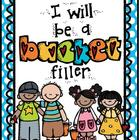 Bucket Filler Posters {Freebie}