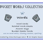 Bucket Words - Word Groups