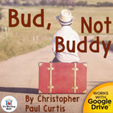 Bud, Not Buddy Novel Study Unit ~ Common Core Standards Aligned!