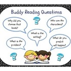Buddy Reading Poster