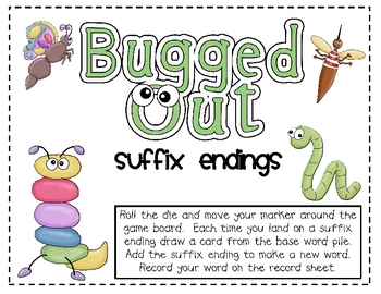 Bugged Out Suffix Endings