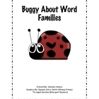 Buggy About Word Families