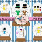 Build A Snow Globe(Graphics for Commercial Use)