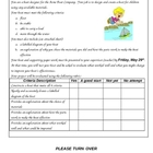 Build a Boat Performance Task