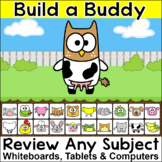 Build a Buddy Game – Interactive Whiteboard whole class ga