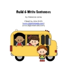 Build and Write Sentences