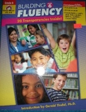Building Fluency Grade 6, 20 Transparencies Inside!