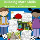 Building Math Skills With Say It, Count It, Write It Math Games