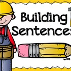 Building Sentences Packet