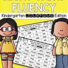 Building Sight Word Fluency {Kindergarten Journeys Edition}