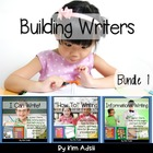 Building Writers by Kim Adsit aligned with Common Core