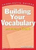 Building Your Vocabulary (Scholastic Guides), Terban, Marvin, Boo