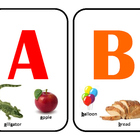 Artsy Teacher Cafe - Classroom ALPHABET A-Z w/illustration