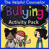 Bullying Activity Pack: Posters, Coloring Pages, Bookmarks