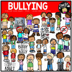 Bullying Clip Art Bundle