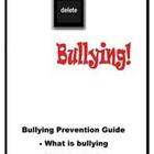 Bullying Prevention Brochure