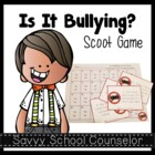 Bullying Scoot Game-Savvy School Counselor