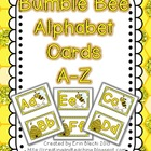 Bumbleebee Word Wall Cards
