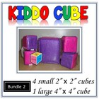 Bundle #2 Learning Cubes