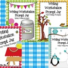 Bundle Writing Workstation Jar of Spring, Summer, Fall, Wi
