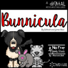 Bunnicula Novel Study and Guided Reading Activities