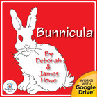 Bunnicula Novel Unit CD ~ Common Core Standards Aligned!