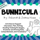 Bunnicula by Deborah and James Howe: Characters, Plot, and