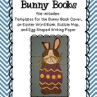 Bunny Books: A Writing and Paper-Craft Activity for Primar