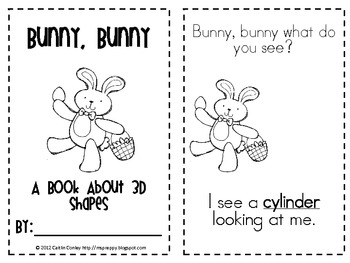 Bunny, Bunny: 3D Shapes