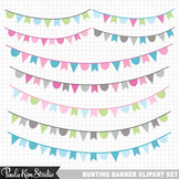 Clipart Bunting Banners