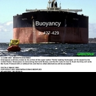 Buoyancy Notes PowerPoint Presentation