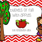 Bushels of Fun With Apples {Literacy and Math Activities}