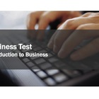 Business Test #1 Introduction to Business